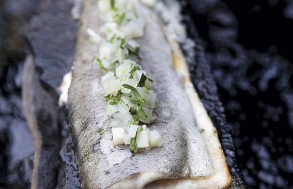 Trucha-a-la-piedra chilehalal