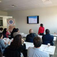Seminario de BPM en Santiago de Chile.