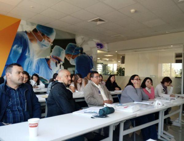 Agro & Food Integrity en conjunto con el Centro de Certificación Halal de Chile presentaron seminario BPM en Santiago de Chile