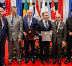 Mercosur negocia acuerdos de libre comercio con Canadá y Japón