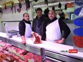 Un granjero de Cantal se lanza en el Halal orgánico para una  Carnicería «Les Jumeaux» – Francia