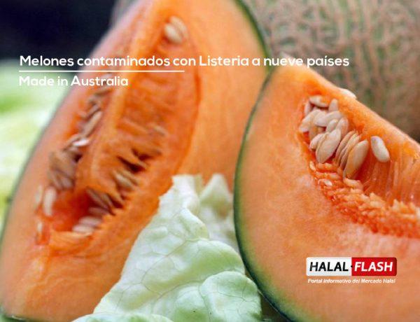La OMS dice que Australia exportó melones contaminados con Listeria a nueve países