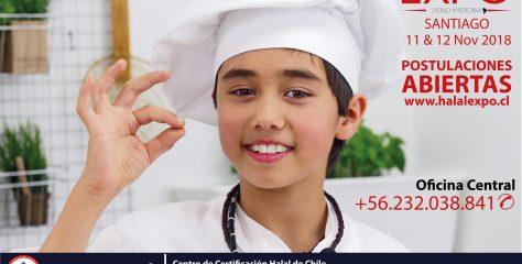 Postulaciones abiertas para la 7°Edición de la HalalExpo Latino Americana