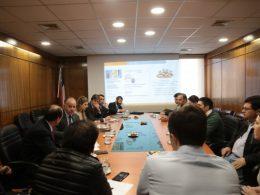 Ministro Walker se reunió con productores lecheros para desarrollar las cooperativas