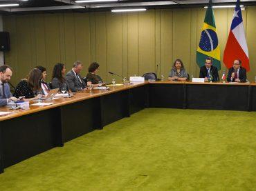 TRAS TERCERA RONDA: Chile y Brasil avanzan de forma sustantiva buscando concluir acuerdo antes de fin de año