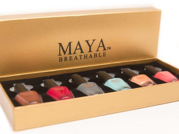 Maya Cosmetics  de Estados Unidos estará presente en la 7° Halal Expo Food en Santiago de Chile