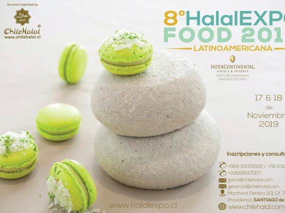 8° Halal Expo Food Latinoamericana