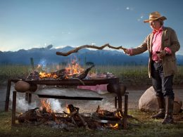 La Pampa cree que ahora Macri podría autorizar el asado con hueso al sur del Colorado