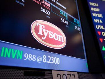 """Tyson Foods recurre a """" IdentiGen """" para rastrear la carne de res"""