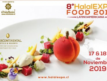 8° Halal Expo Food en Chile 2019