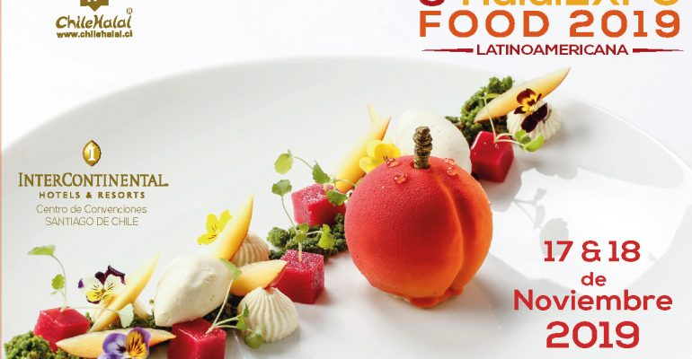 8° Halal Expo Food en Chile 2019