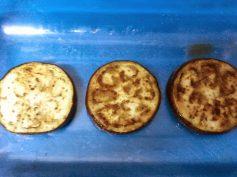 Berenjenas empanadas