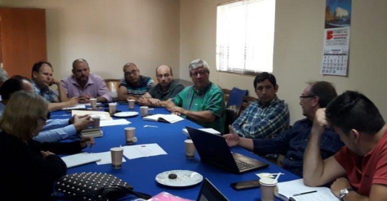 Organizado por Odepa, se reunió el Comité de Comercialización e Información del Arroz