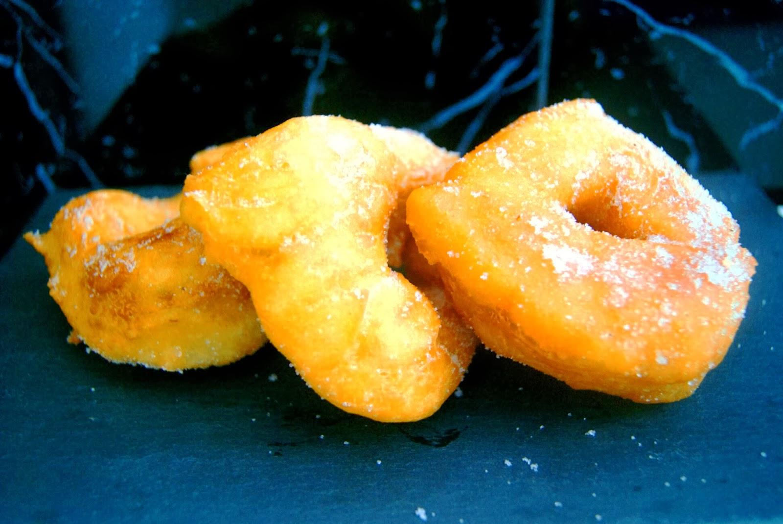 Sfenj, los churros marroquies
