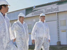 Frigorífico de Santa Isabel exportará a Bahamas y Omán
