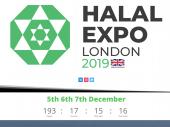 Halalexpo Londres Diciembre 2019