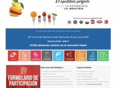 29° Ciclo de Talleres Halal en Santiago de Chile 19 de junio 2019