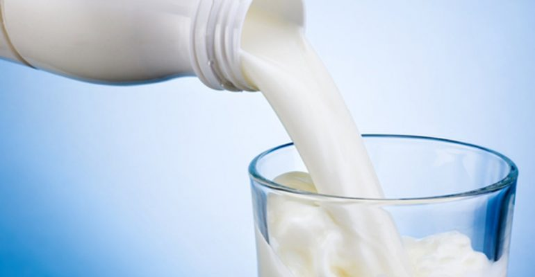 Crecen las importaciones chinas de productos lácteos