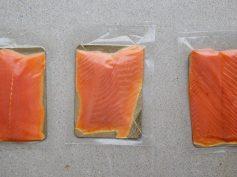 Envase biodegradable aumentaría 40% la vida útil del salmón