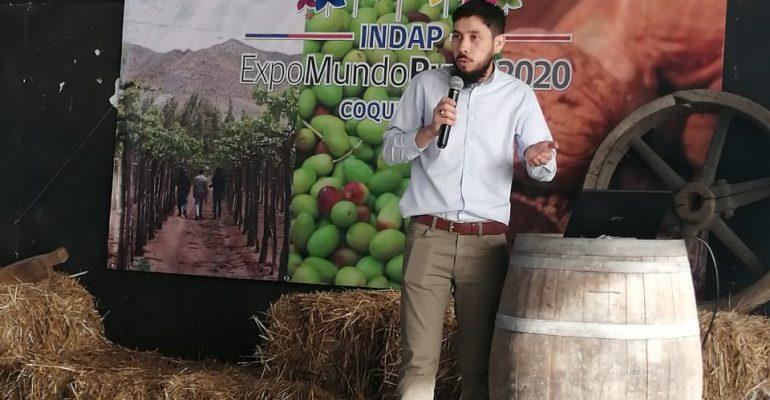 CHILEHALAL EN LA EXPORURAL 2020 CHILE