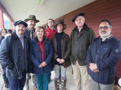 """Ministro Walker visita planta faenadora Cisne Austral y destaca impulso de la asociatividad en Aysén: """"Con una inversión de $4.000 millones, la podemos transformar en una planta multipropósito"""""""