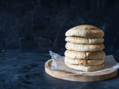 Pan de Pita árabe