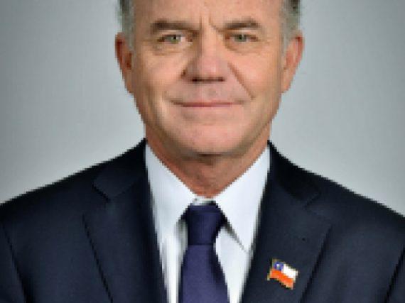 Antonio Walker Prieto Ministro de Agricultura