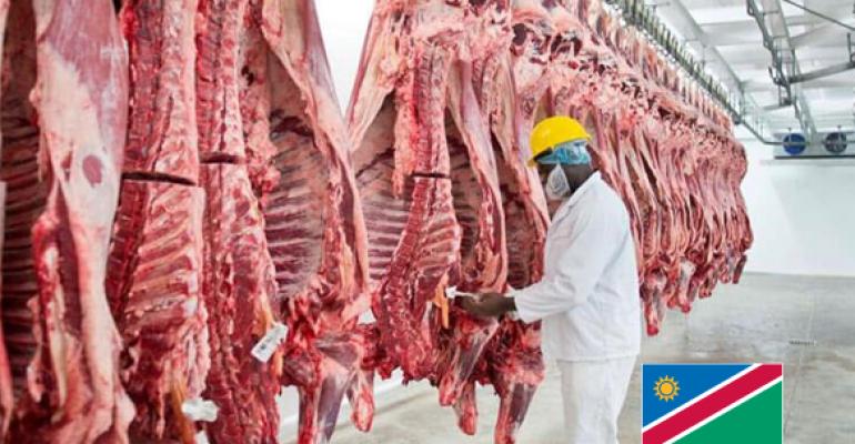 Namibia se convierte en el primer país africano en exportar carne de res a los EE. UU.