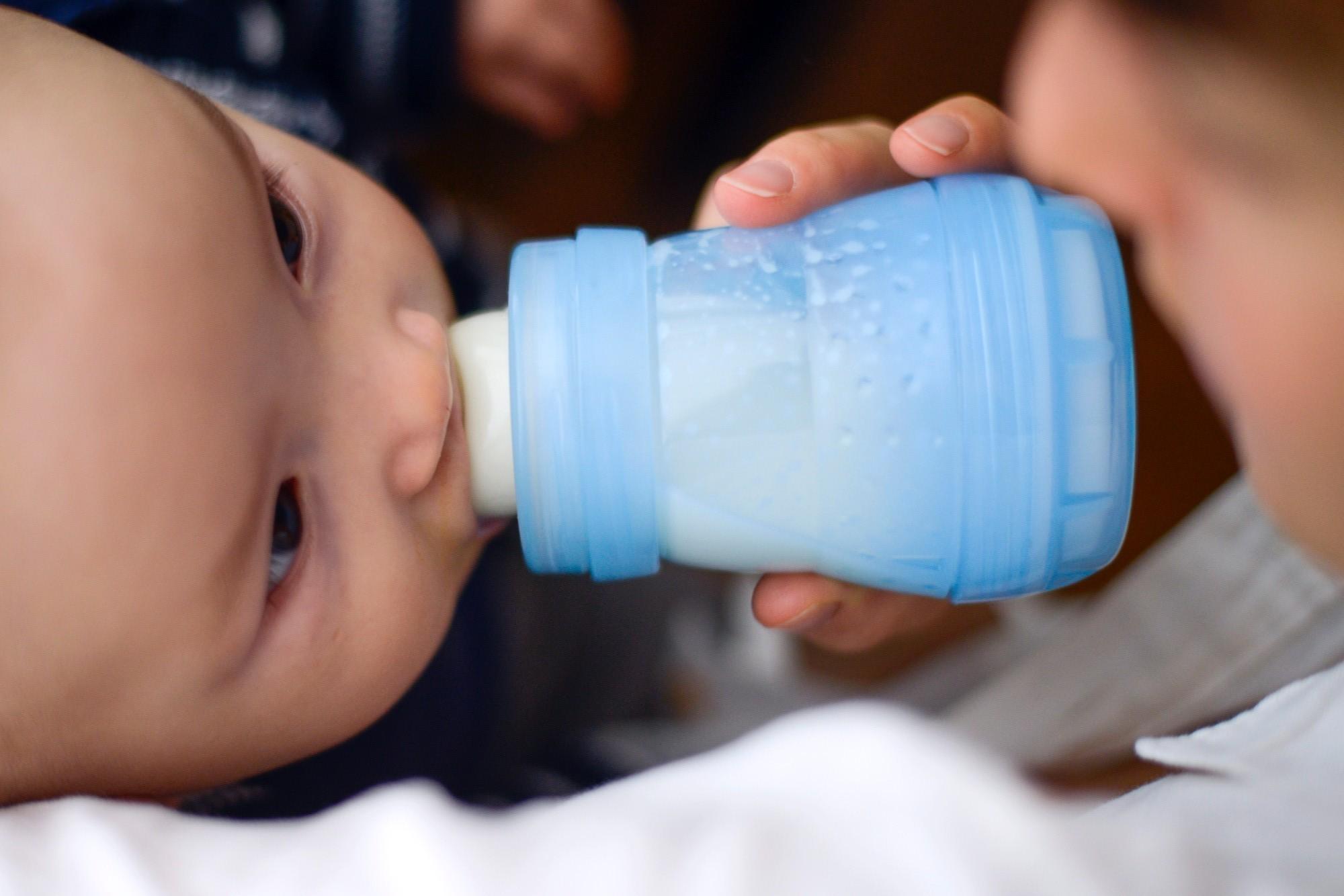 Embarques lácteos acumulan baja de 20,1% a marzo 2020